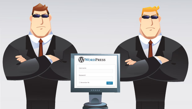 wordpress security installation