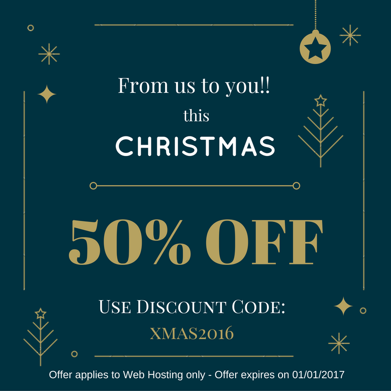 keenweb christmas offer